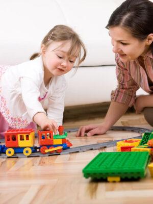 افزایش عملکرد ذهنی کودکان