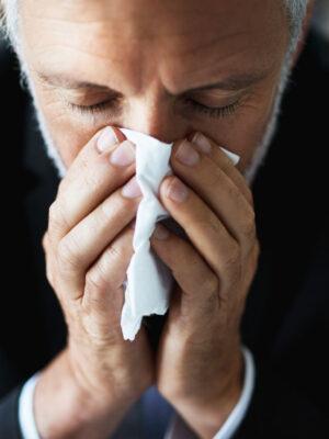 حساسیت فصلی (آلرژی)