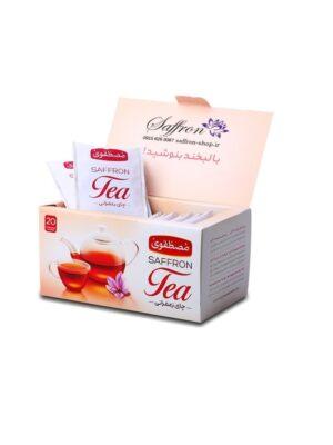 چای زعفرانی مصطفوی | جوشونده