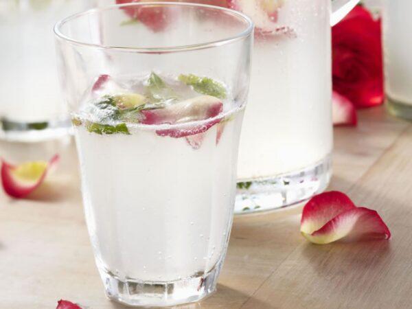 شربت آبلیمو -گلاب | جوشونده